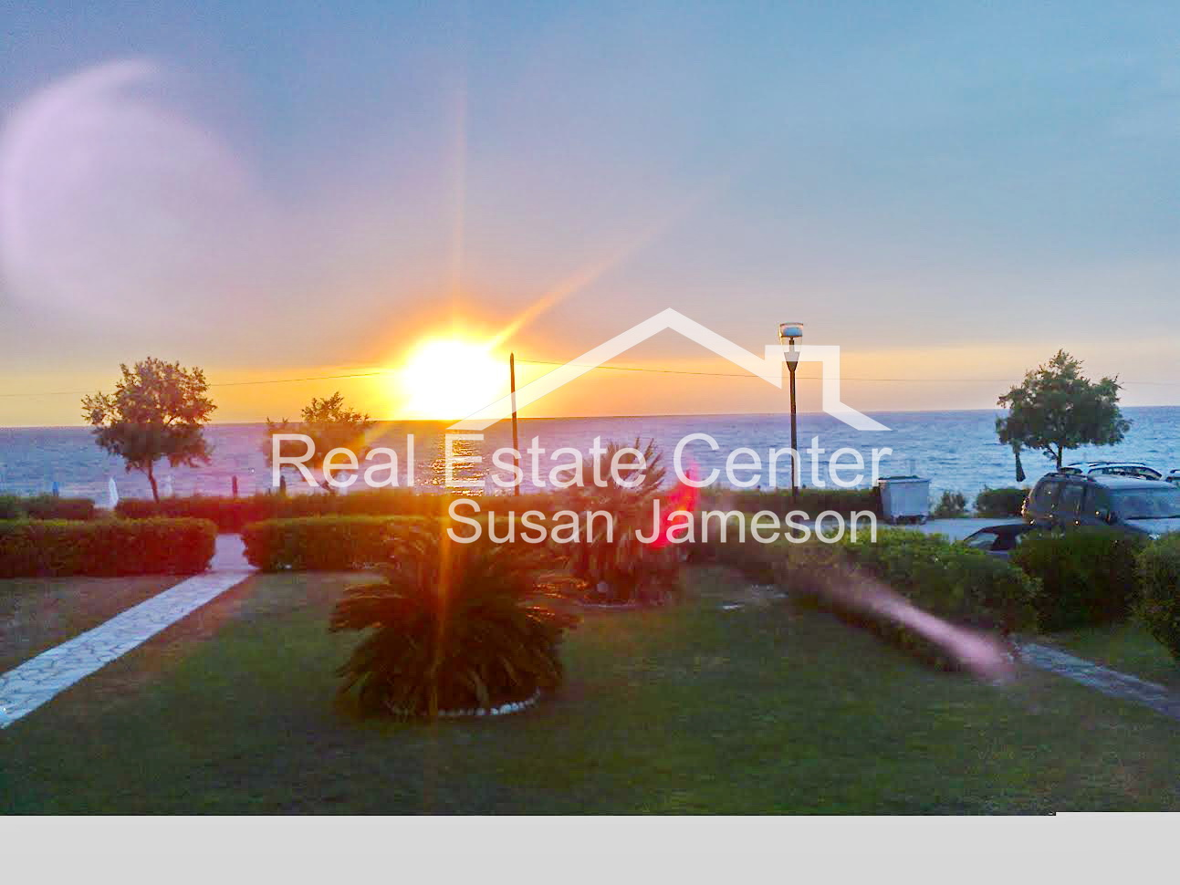 Beach Front Property, Watch The Sunset**