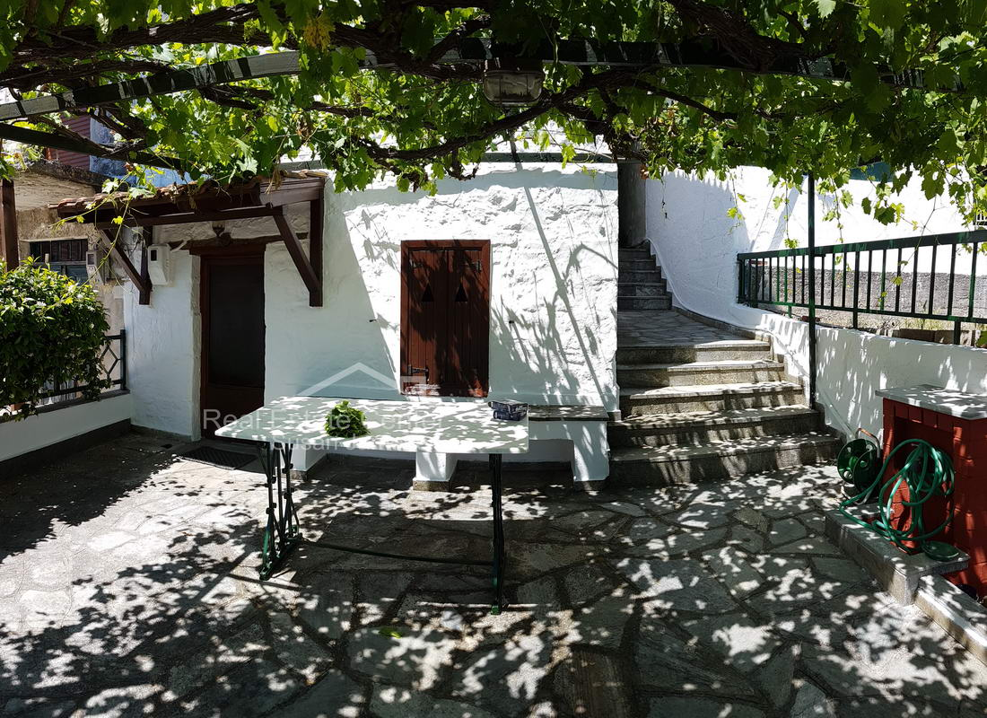 Traditional Greek Home!!
