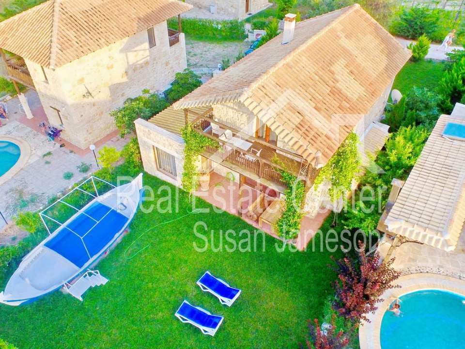 Stone Built Villa Detached