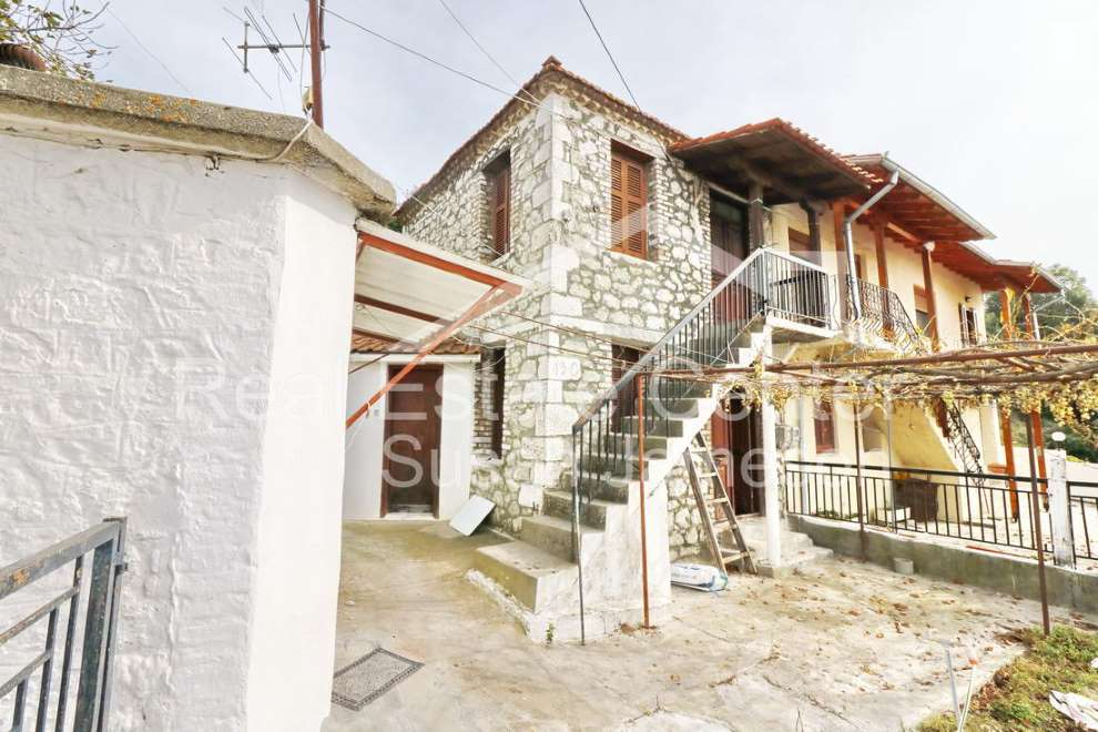Stone Home For Sale, In This Tradition Greek Town!!