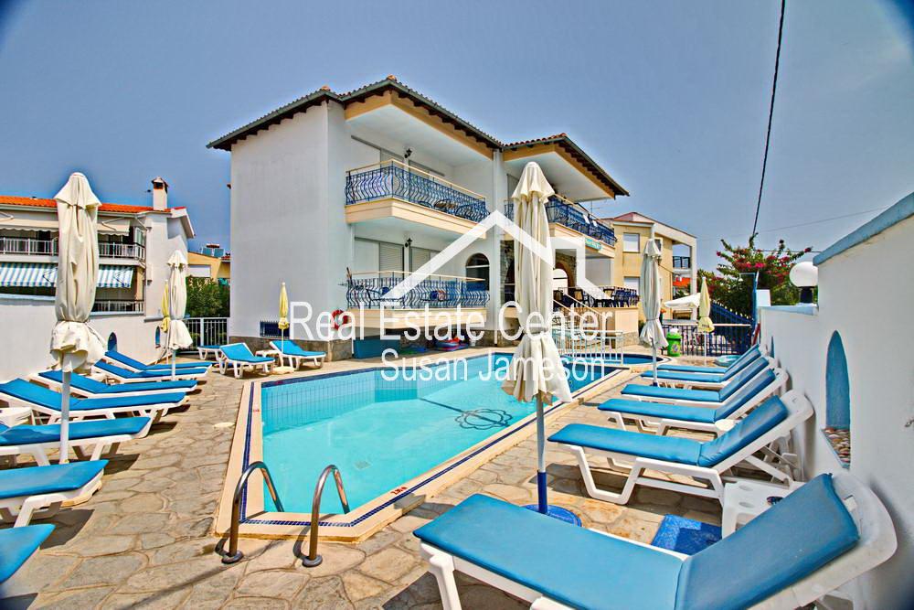 Hotel for sale in Kassandra
