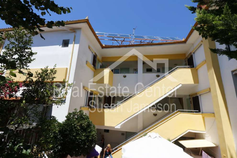 Hotel For Sale Pefkohori