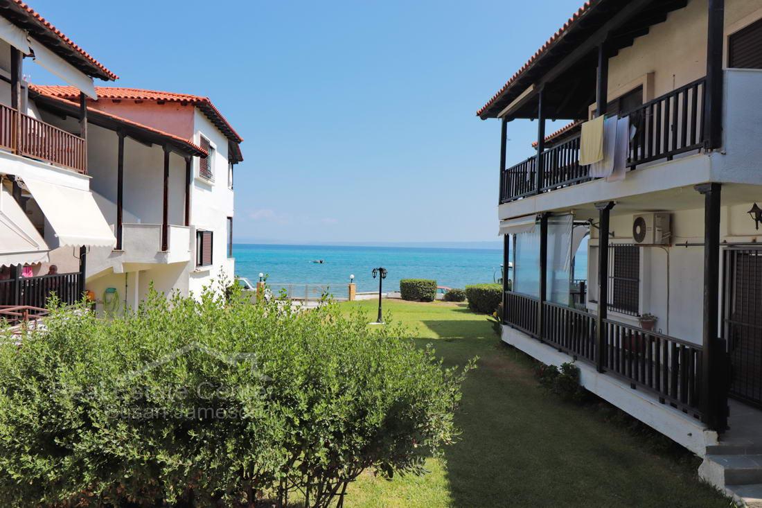Διαμέρισμα με θέα στην θάλασσα