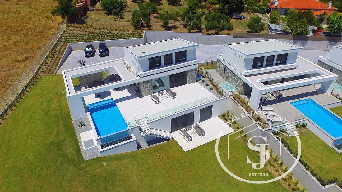 Villa Panoramic Sea Views, Private Pool!!