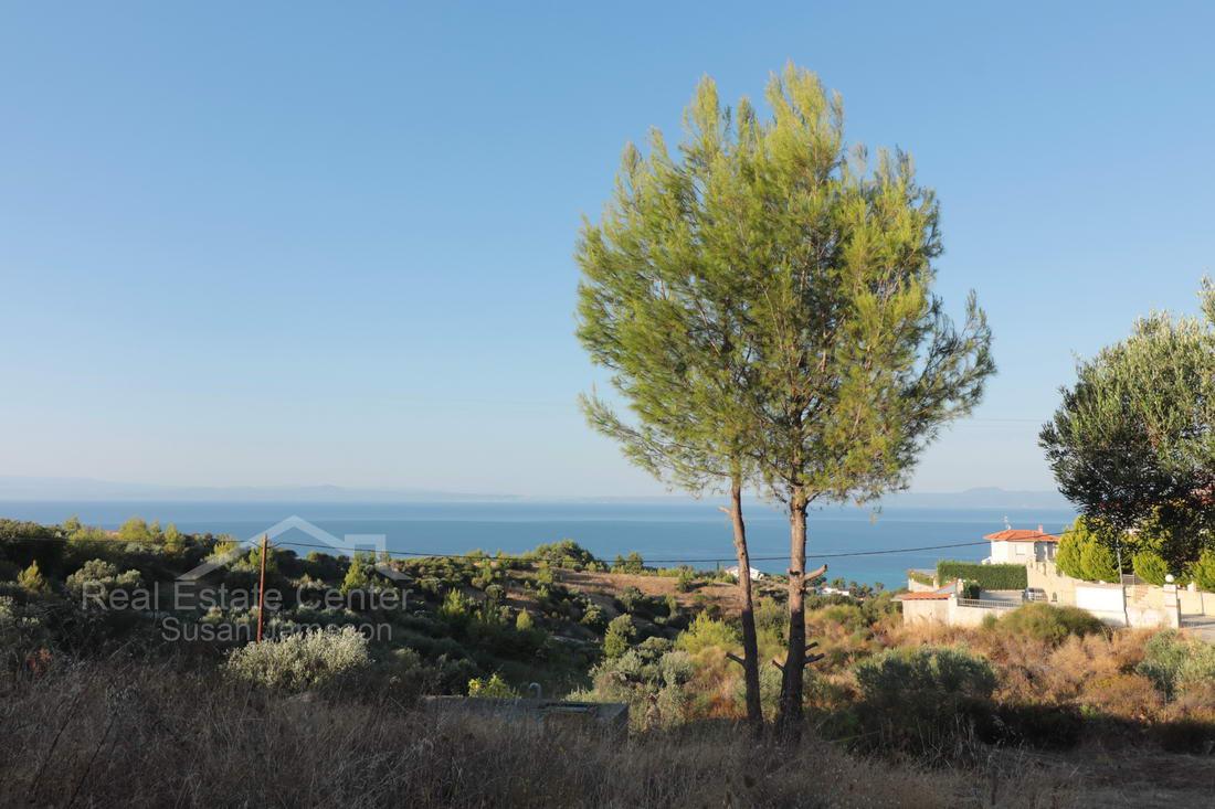 Panoramic Sea Views, Large Private Garden!! Custom Build!