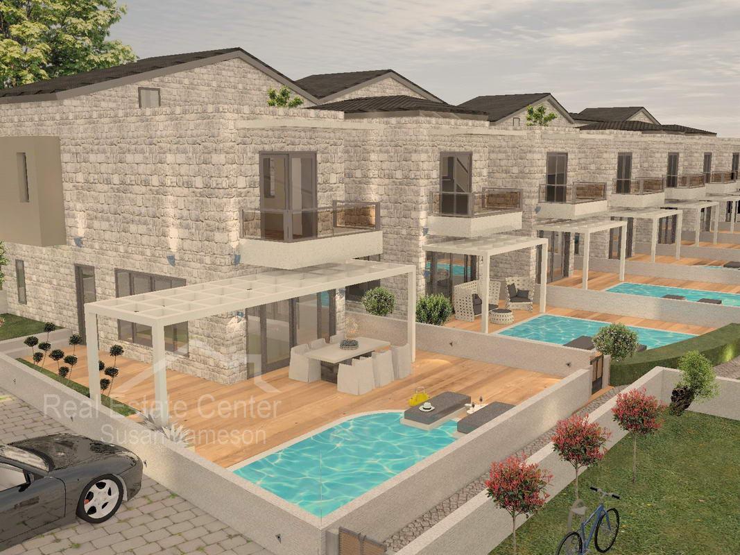 Dream Living In Hanioti, Private Pool!!