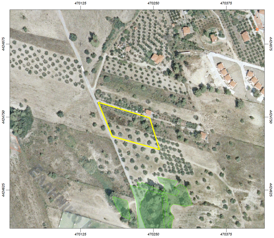 Land Plot For Building, Surrounded  by NATURE!!