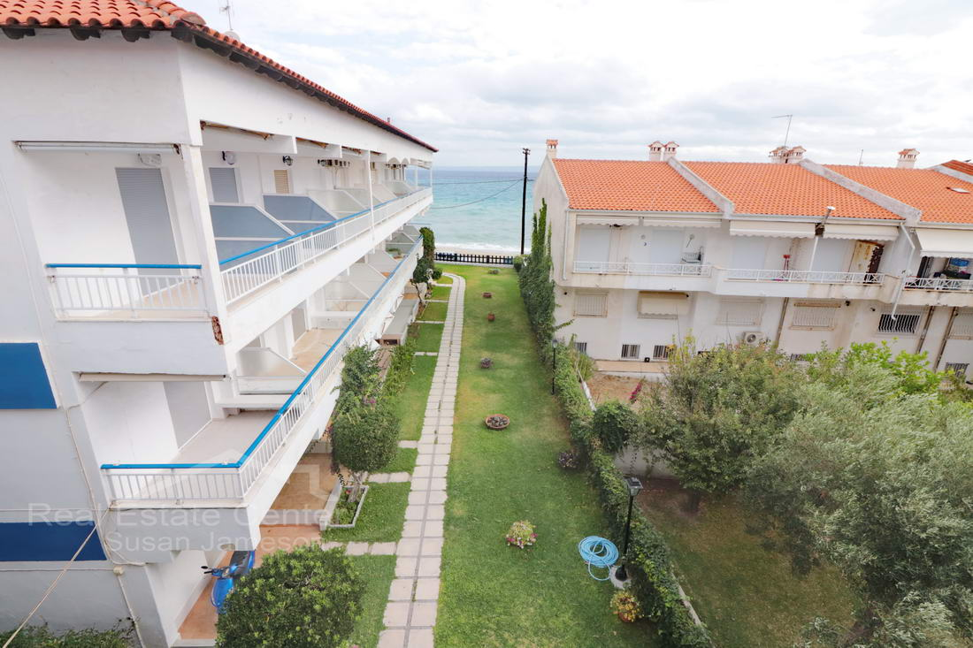 Beachfront Penthouse Apartment!! #Pefkohori~~