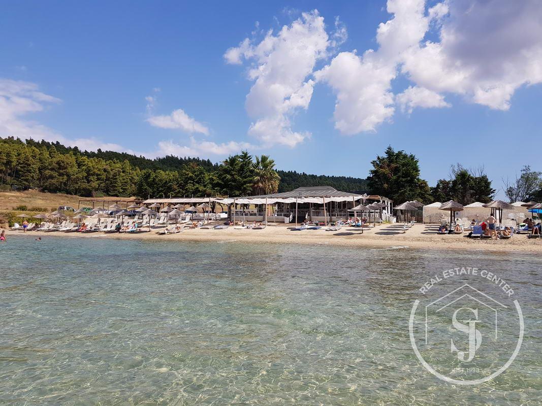 Sani Beach, Kypsa Area Halkidiki, LAND FOR SALE