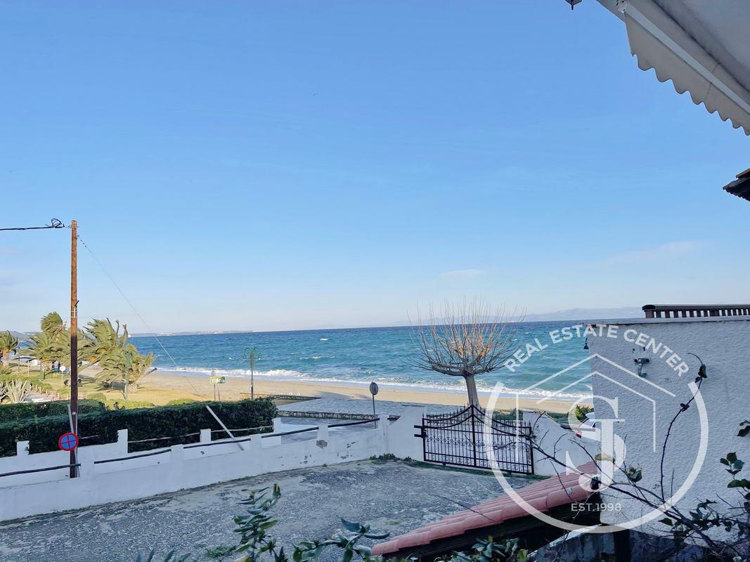 Score This Beauty On The SEA ~~PEFKOHORI HALKIDIKI!!!