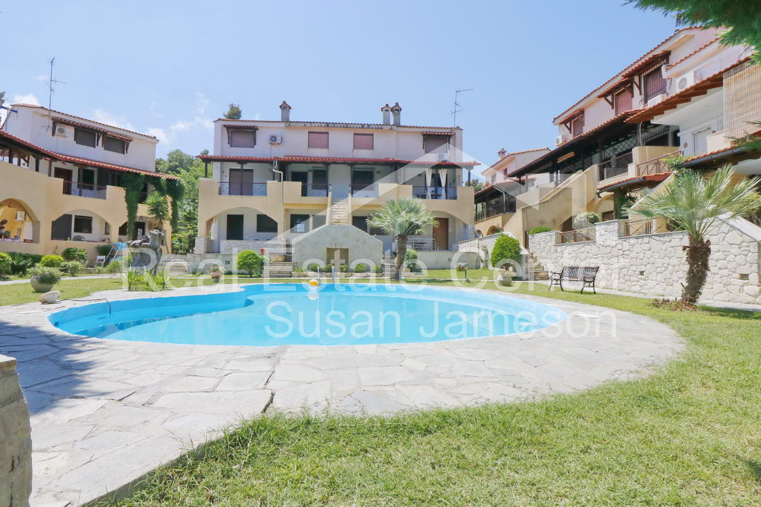 Heavenly Summers, Maisonette With Shared Pool, Quiet Location!!