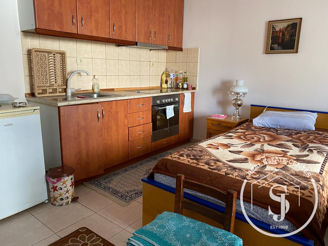 Starter Home In Pefkohori, Ideal For Your Vacation!!