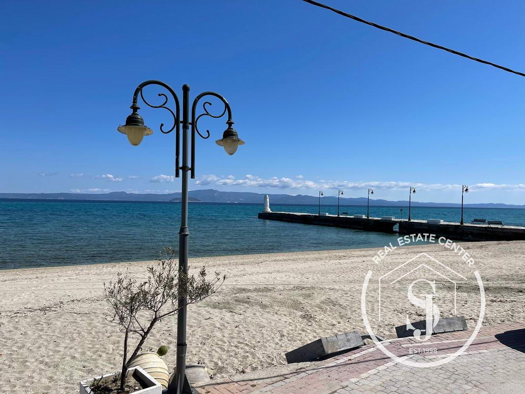 """Rental Apartments, """"Beachfront For Sale""""  PEFKOHORI!!"""