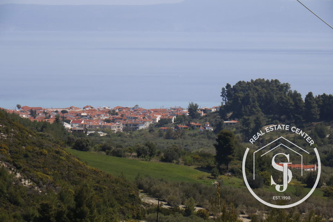 Land For Sale With Panoramic Seaviews!!