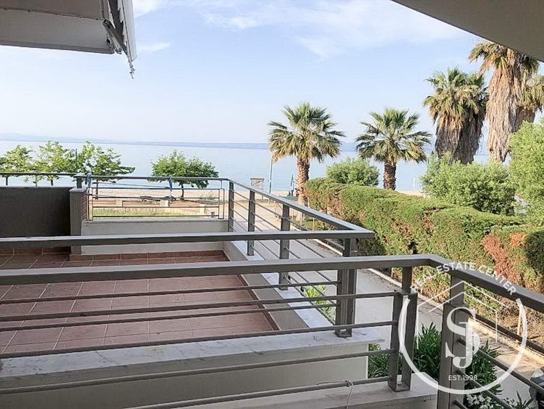 Holiday Home Pefkohori, 20m From The BEACH!!