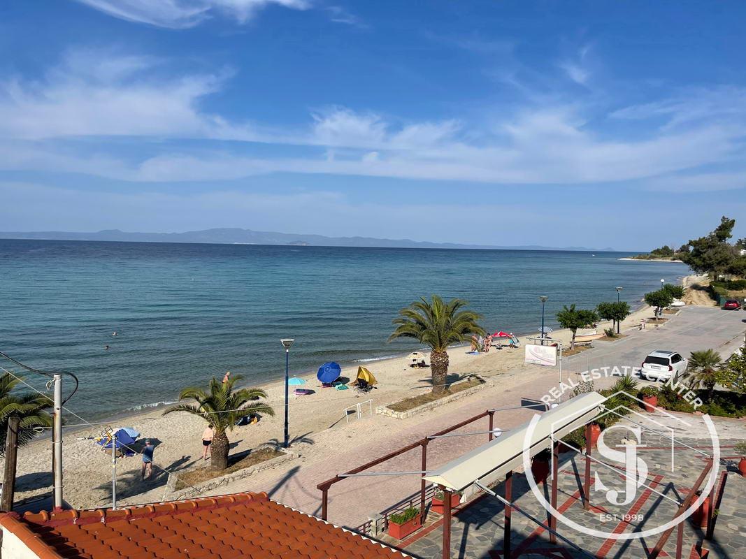 Beachfront Hotel For Sale Kassandra, Great Opportunity!!