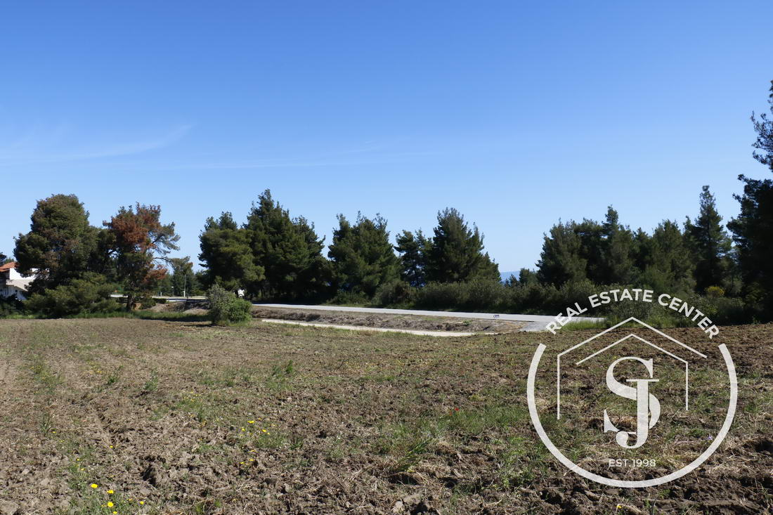 Prime Land Paliouri For Sale, Close To The Finest Beaches!!