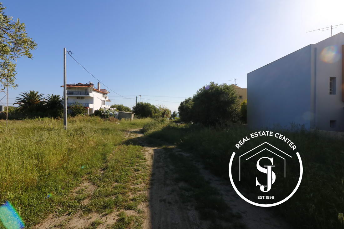 Land For Sale Polihrono, 150 m From The Seaside!!