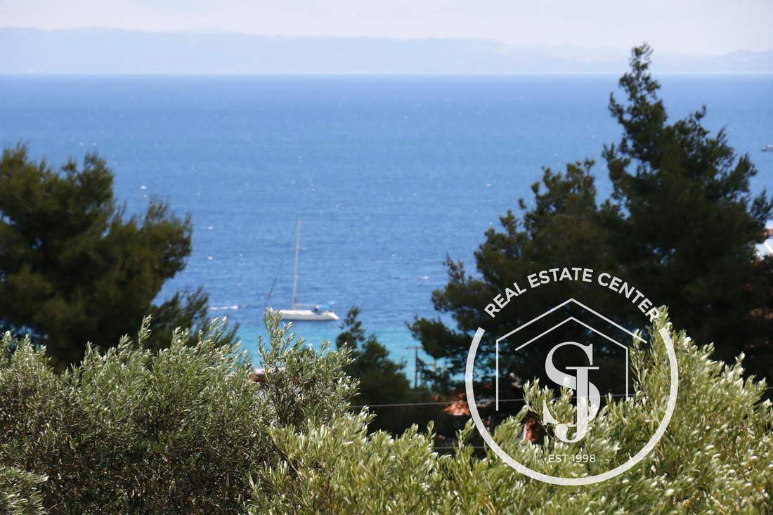 Prime Land For Sale With Sea Views!! POLIHRONO