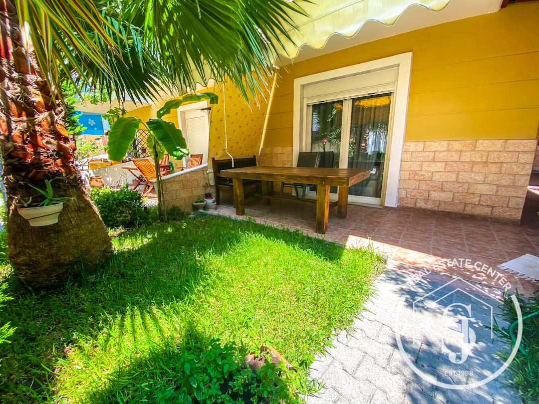 Maisonette With Private Garden, Close To The Seaside!!