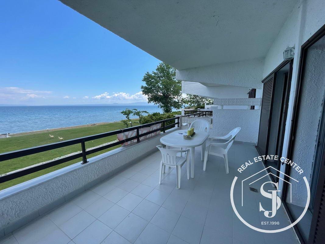 Dream Home BEACHFRONT LIVING! ~~ POLIHRONO