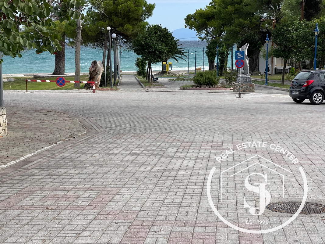 Dream Home Only Meters From The Park And Sandy Beach In Hanioti!!